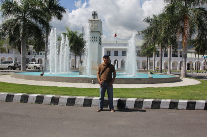 Palacio Do Governo: Day 2 @Timor Leste