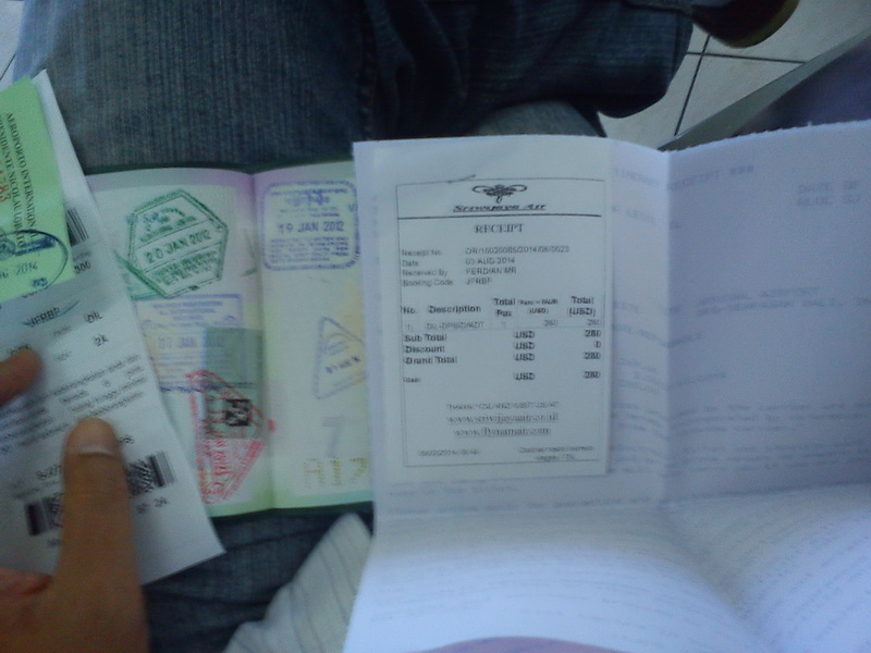 Ticket-AirportTax-Passport