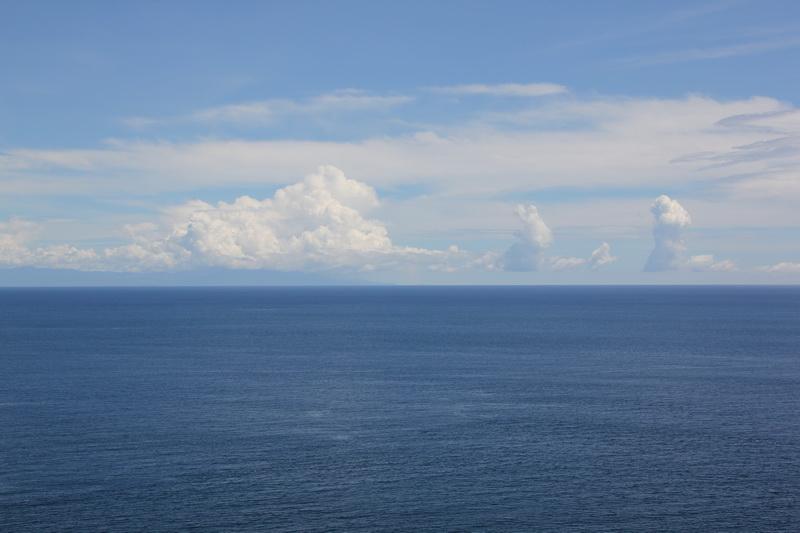 sky of Timor Leste