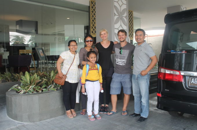 TRIP FRIENDS FROM BALI 10-11 JULY 2015