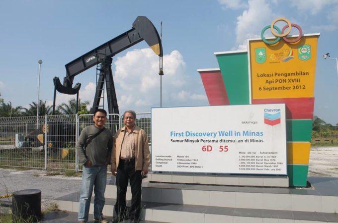Dari Jogja Hingga di Tanah Riau